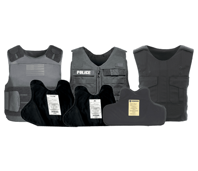 Concealable Armor Collection